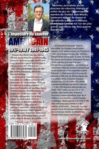 L'imposture du sauveur américain