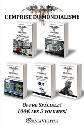 L'Emprise du Mondialisme I – 5 ouvrages