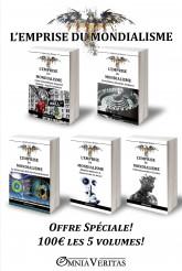 L'Emprise du Mondialisme – 5 ouvrages