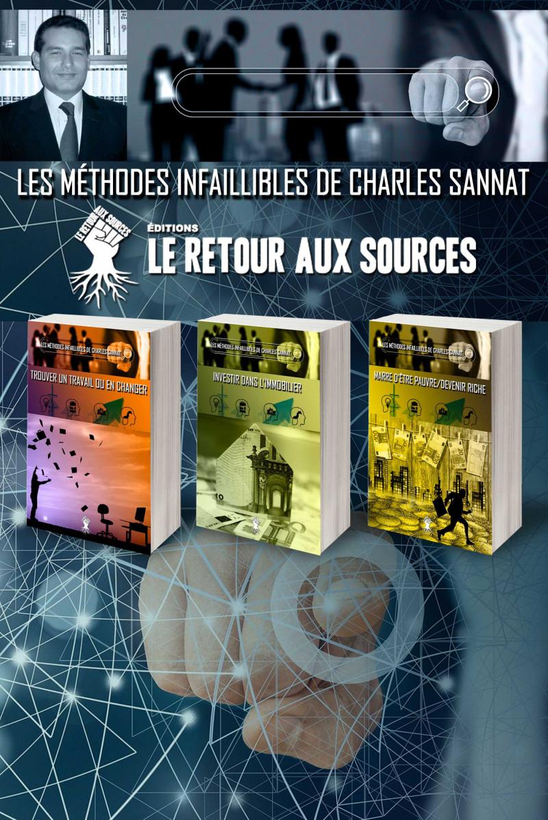 Les méthodes infaillibles de Charles Sannat